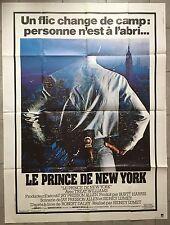 Affiche LE PRINCE DE NEW-YORK Prince of the city SIDNEY LUMET 120x160cm