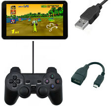 PS2 Style Micro USB PC Controller Joystick Pad For Android Tablet Smartphone