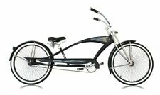 "26"" Stretch Beach Cruiser Bicycle 68 Spokes Rims Coaster Extended Bike PUMA"