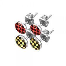 50633d481 Stainless Steel Earrings & Studs for Men for sale | eBay
