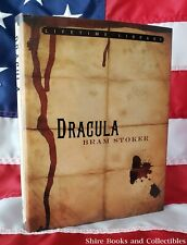 NEW Dracula by Bram Stoker Hardcover Classics with Dustjacket