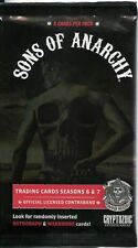 Sons Of Anarchy Seasons 6 & 7 Factory Sealed Hobby Pack
