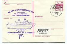 WERFT ERPROBUNGSFAHRT Polarstern Rendsburg Kiel Polar Antarctic Cover