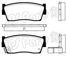 Ips Parts J|IBD-1532 Pastiglie Freno Anteriori