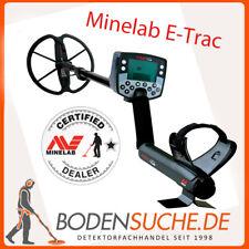 Minelab E-Trac E-TRAC Profi Metalldetektor incl. Feldspaten