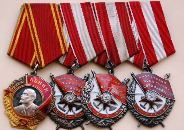 Russian  and Soviet  Antiques