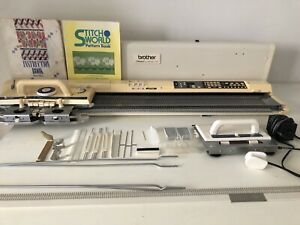 Brother Electronic KH-965 Knitting Machine- Serviced