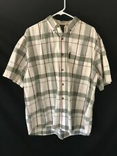North River Outfitters Button Front Shirt Mens L