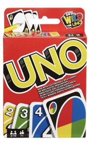 UNO Kartenspiel   Gesellschaftsspiel   Spieleabend   Kinderspiel   NEU