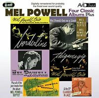 Mel Powell - Four Classic Albums Plus (Borderline / Thigamagig / Mel [CD]