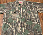 XL Vintage Winchester Camo Light Weight 2 Pocket Hunting Jacket