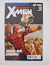 *Uncanny X-Men 1-20 (of 20, 2011, Regenesis) $80 cover (20 books)