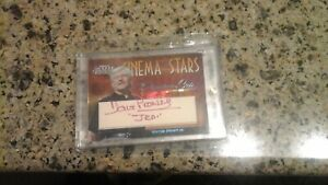 DAVID PROWSE Star Wars 2008 Donruss Americana Cinema Stars  Auto #ed 56/100