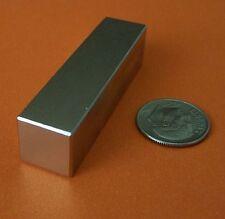 2 Strong Grade N42 2x1/2x1/2 Inch Rare Earth Neodymium Block Magnet