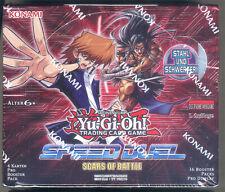 Yugioh - Scars of Battle (Speed Duel) Booster Display, deutsch, OVP