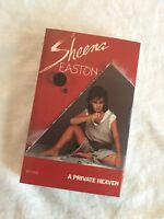 "Cassette Tape SHEENA EASTON ""A Private Heaven"" HTF 1984 incl Strut, Sugar Walls"