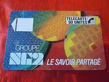 RARE TELECARTE PRIVEE - D 56 - S.G.2 - Corps de carte - NF - Côte ? Euros
