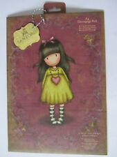 Santoro A4 Decoupage Pack Heartfelt GOR 169123 For Cardmaking & Papercraft