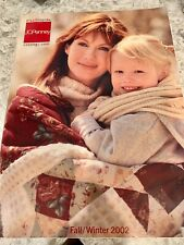 JCPENNEY 2002 Fall & Winter Catalog - 1262 Pages JC Penney Fashion Clothing