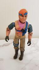 Fuerza de acción GI Joe 1986 Zandar Zartan's Brother v1 Figura Suelta de Hasbro cobra S5