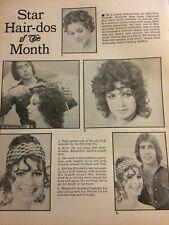 Elizabeth Baur, Ironside, Full Page Vintage Clipping