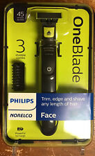 Philips Norelco OneBlade Hybrid Electric Trimmer and Shaver QP2520/70 One Blade