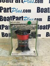 JOHNSON PUMP 1250 GPH - 12V CARTRIDGE SUBMERSIBLE BILGE PUMP #42123