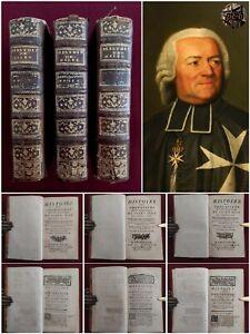 Storia dei Cavalieri Crociati di San Giovanni di Gerusalemme - de Vertot 1772