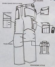 Articles textile et d'habillement pantalons vert pour PME, artisan et agriculteur