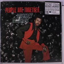 MICKEY MURRAY: People Are Together LP Sealed (reissue, w/ free MP3 download, ga