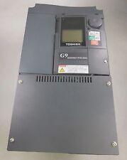 Toshiba VT130G9U2110 G9 Adjustable Speed Drive 230VAC 10 Hp 28.6A NEW