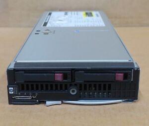 HP ProLiant BL460c G7 Blade Server 1x Xeon Quad-Core L5630 2.13GHz 6GB RAM