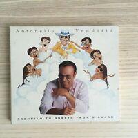 Antonello Venditti - Prendilo Tu Questo Frutto Amaro_CD Album digipak_1995 Heinz