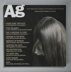 Ag Magazine. Volumes 61,62 and 63. Published 2010/11. 3x items.