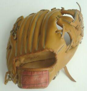 "Rawlings Robin Yount RBG142 Baseball Glove Edge-U-Cated Heel 9"" Youth"
