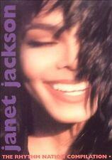 Janet Jackson:The Rhythm Nation Compilation  (DVD, Mar-2006, A&M (New)