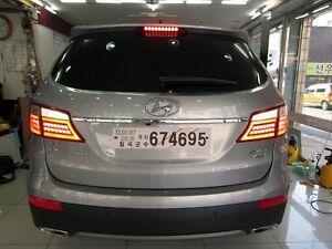 Genuine LED Tail Lamp Light Assy For 2013~2015+ Hyundai Grand Santa Fe(Maxcruz)