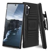 For Samsung Galaxy Note 10, Magnetic Phone Case TJS Jupiter Belt Clip Holster