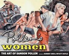 Pollen's Women The Art of Samson Pollen ISBN 1943444218 Isbn-13 9781943444212