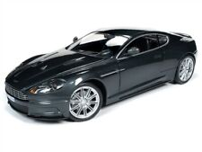 AUTO WORLD 1/18 DIECAST JAMES BOND 007 ASTON MARTIN DBS FROM QUANTUM OF SOLACE