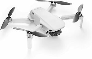 DJI Mavic Mini Ultralight and Portable Camera Drone - White