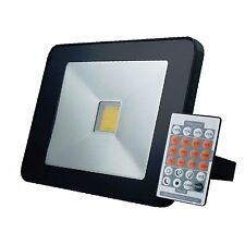Remote Control LED Low Energy Security Flood Light Microwave PIR Sensor 50w=500w
