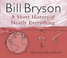 A Short History of Nearly Everything New Audio CD Book Bill Bryson