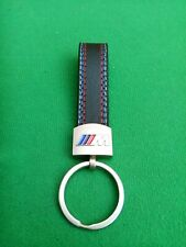 2020 Keyring Keychain Leather High Quality for BMW M Power M Performance M Sport