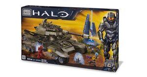 Mega Bloc Halo USNC Rhino Tank New Unopened