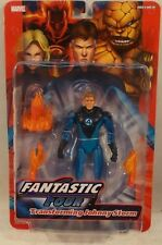 Fantastic Four Classics Transforming Johnny Storm Human Torch Marvel Legends MIP
