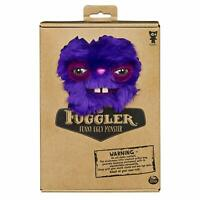 "FUGGLER PURPLE RABID RABBIT 8"" PLUSH SOFT TOY  BY SPIN MASTER BRAND NEW  IN BOX"