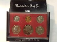 1980 US Mint Proof Set