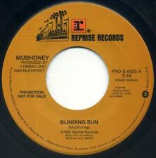 """MUDHONEY Blinding Sun/King Sandbox 7"""" 1993 Reprise promo EX+"""