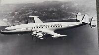 California Eastern Lockheed L-1049 Super Constellation Photo 8×10 Vintage